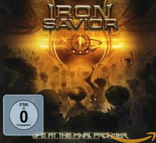 Live at the Final Frontier (2cd+Dvd)