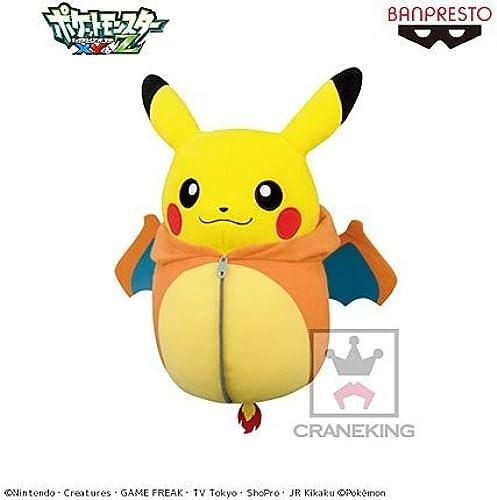 70% de descuento Pikachu sleeping bag collection huge stuffed Charizard Talla Talla Talla about 24cm  Hay más marcas de productos de alta calidad.