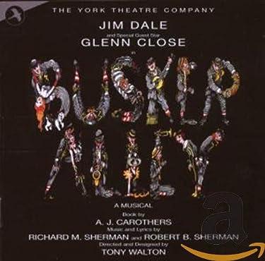 Busker Alley (2006 York Theatre Company Cast Recording)