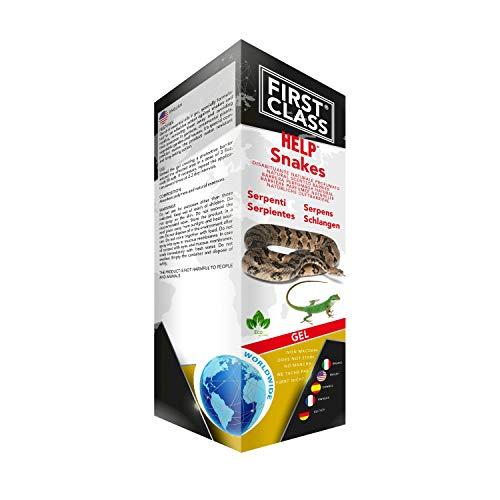 FIRSTCLASS 1x repelente específico para serpientes y reptiles natural gel 1 lt