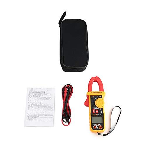 SZBJ BM818 Digital DC//AC Clamp Meter Multimetro Volt Amp Ohm Diodo NCV Tester capacitivo Palmare Senza contatto Amperometro Tester