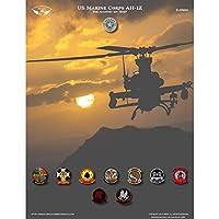 フライングレザーネックス 1/35 米海兵隊 AH-1Z ヴァイパー Marine Skid Kid Zulus