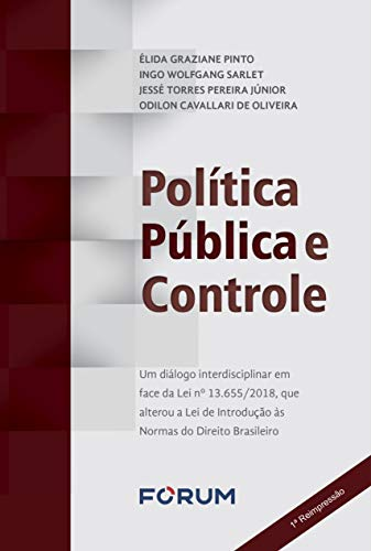 Política pública e controle - um diálogo interdisciplinar em face da lei n 13.655/2018