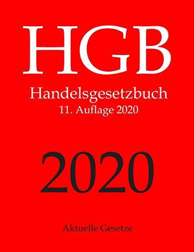 HGB, Handelsgesetzbuch, Aktuelle Gesetze