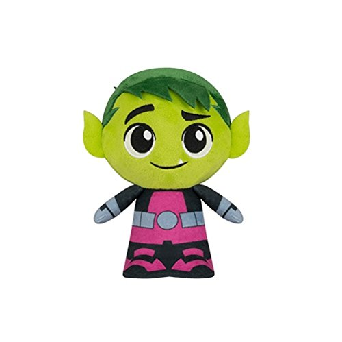Plush: DC: Teen Titans Go! Plushies: Beast Boy