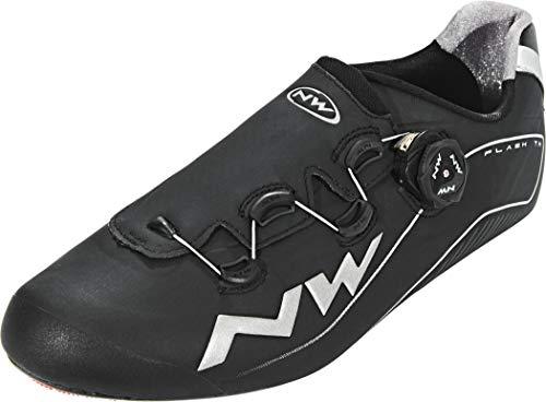 Northwave Flash TH - Zapatillas - gris/negro Talla del calzado 44 2017