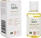 Naty ökologisches Schwangerschaftsöl, mit Süßmandel- und Arganöl, Bio, Naturkosmetik, 50 ml