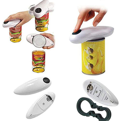 HUANGCHAO Creative Bottle Opener Electric Bottle Opener Automatic Can Opener Home Daily Use