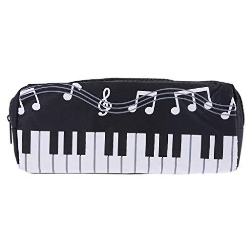 Tcn La Caisse À Crayons De Clavier De Piano De Notes...