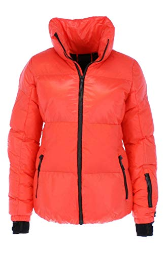 Chiemsee Damen Skijacke Skijacke, Hot Coral, M, 1061704