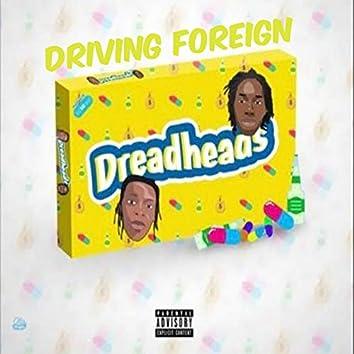 Dreadheads Driving Foreign