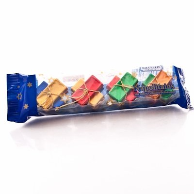 Riegelein Napolitains Christmas Ornament Chocolate Bars 45g
