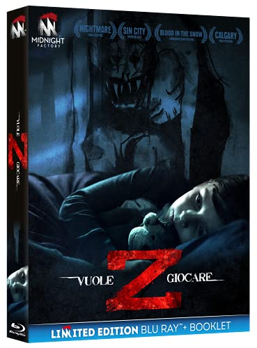Z: Vuole Giocare (Blu-ray) (Limited Edition)
