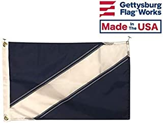 20x30 Guest (Receiving Guests) Nautical Boat Signal Flag, Made in USA