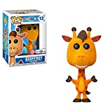 FunKos Pop Geoffrey The Giraffe Flocked Toys R Us Ad Icons Limited Exclusive