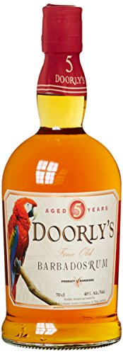 Doorly\'s 5 Jahre Rum (1 x 0.7 l)