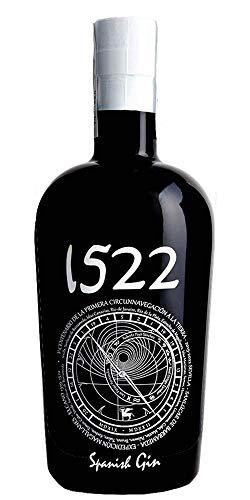 1522 Spanish Gin - Ginebra de edición limitada que conmemora los 500 años de la 1ª circunnavegación a la tierra