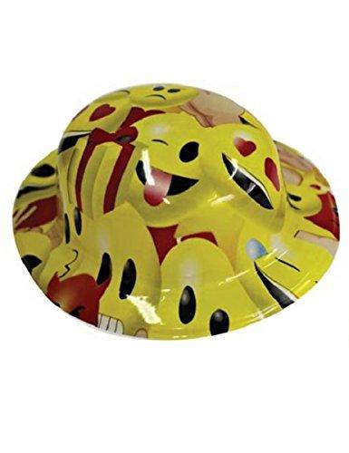 Generique - Partyhut Melone mit Emoji