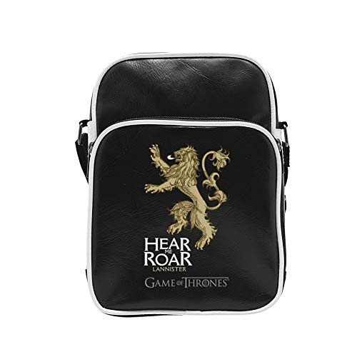 ABYstyle - Game of Thrones - Sac Besace Lannister - Vinyle Petit Format
