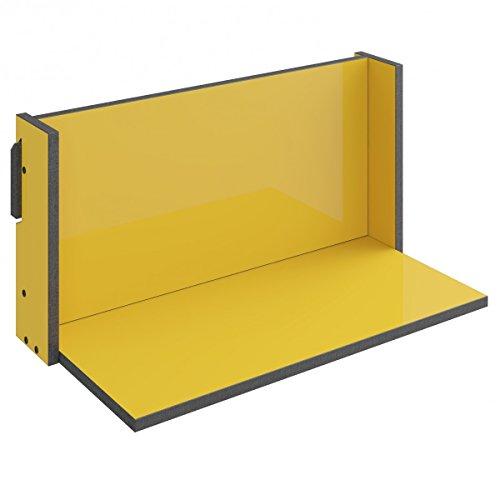 Prateleira Mov Maior 1006 Be Life Amarelo 595X295X295 mm
