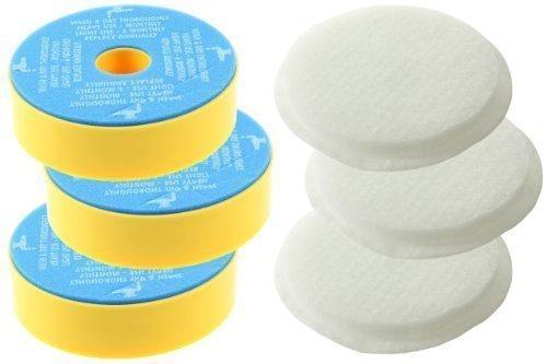 First4spares Filtre lavable pré-moteur et filtre Post moteur pour aspirateur Dyson DC14 aspirateurs de (3 de chaque)