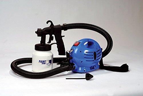 Nuevo! Paint Zoom - Pistola de pintura eléctrica con sistema de pintura