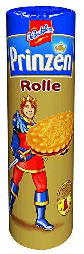 De Beukelaer Prinzen Rolle Kakaocreme, 4er Pack (4 x 400 g Packung)