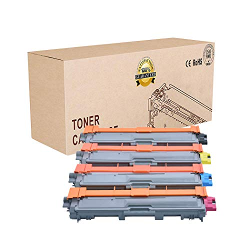 Compatibel Toner Cartridges Vervanging voor BROTHER TN243BK TN243C TN243M TN243Y TN247 Toner Cartridge voor BROTHER DCP-L3551CDW HL-L3270CDW MFC-L3750CDW L3770CDW Toner 4Colors