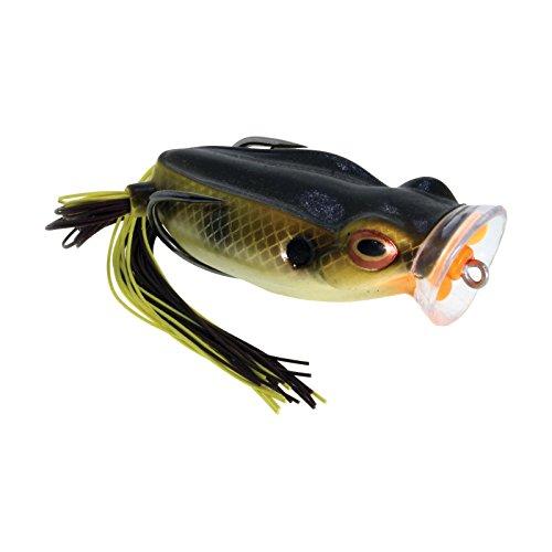 River2Sea Spittin Wa Frog Bream, 9/16-Ounce, Green/Black