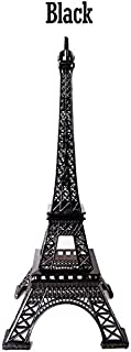 Craft and Party, Metal Eiffel Tower Centerpiece Decoration (Large, Black)