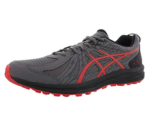 ASICS 1011A034 Men's Frequent Trail Running Shoe,...