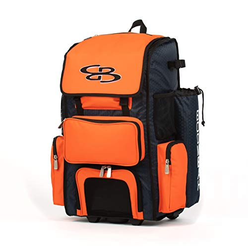 Rolling Softball Gear Bag (Variety)