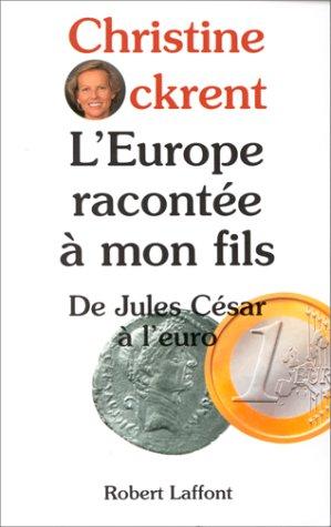Europe Racontee A Mon Fils
