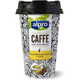 Alpro Caffè Hafer, 8er Pack (8 x 235ml)