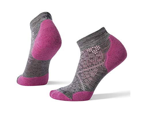 Smartwool Women's PhD Run Low Cut Light Elite Merino Wool Socks