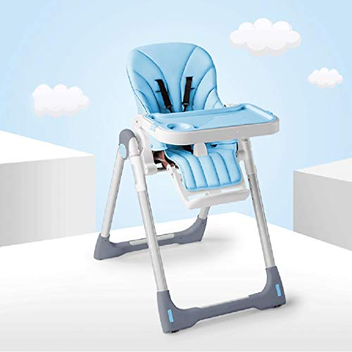 Affordable Adjustable Baby Highchair, Height-Adjustable Grow-Along Chair, Adjustable, Folding, with ...