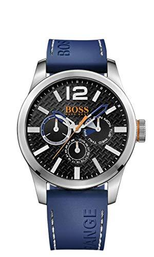 Hugo Boss Orange Homme Analogique Quartz Montres Bracelet avec Bracelet en...