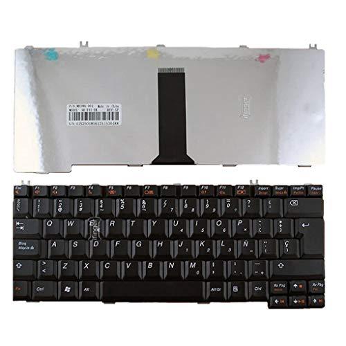Teclado ESPAÑOL SP para IBM Lenovo 3000 N200 V450G G450A ideapad