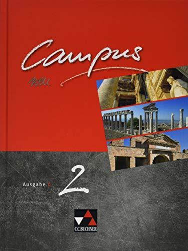 Campus C - neu / Campus C 2 - neu: Gesamtkurs Latein in drei Bänden (Campus C - neu: Gesamtkurs Latein in drei Bänden)