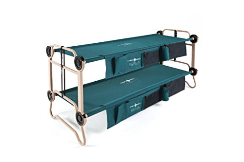 Disc-O-Bed Camping Bunk Bed