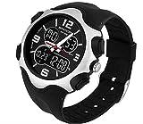 Relógio Masculino Para Esportes ao ar livre de luxo militar relógio quartzo dupla exibição à prova dwaterproof água relógios pulso relógio homens