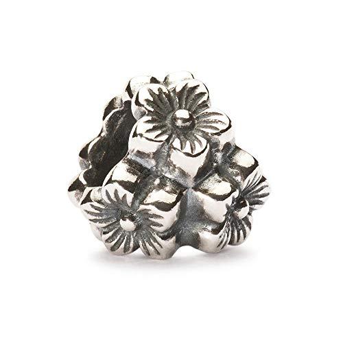 Trollbeads Silber Pendant Holunderblüten Anhänger