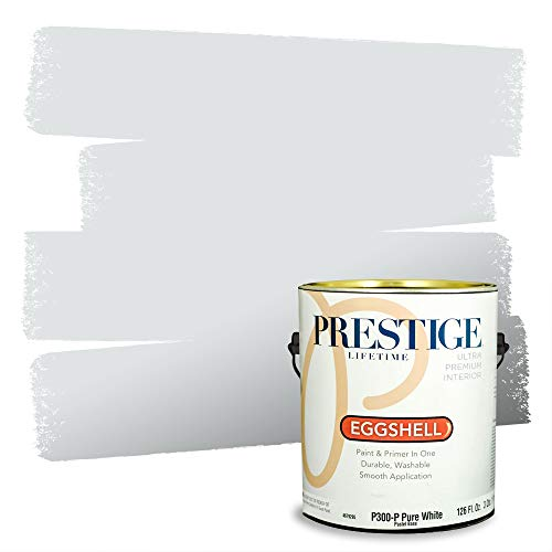 Prestige Paints Interior Paint and Primer In One, 1-Gallon, Eggshell,  Comparable Match of Benjamin Moore Whirlpool