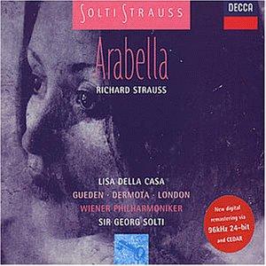 Strauss: Arabella (Gesamtaufnahme)