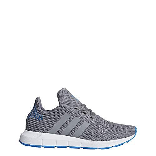 Adidas Swift Run J, Zapatillas de Deporte Unisex Adulto, Gris (Gritre/Gritre/Azubri 000), 38 2/3 EU