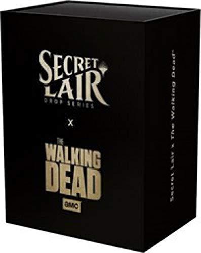 Secret Lair The Walking Dead Magic The Gathering Set