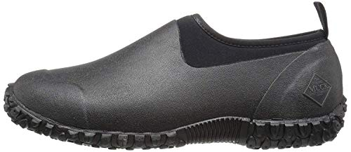 Muckster ll Men's Rubber Garden Shoes,black,11 US