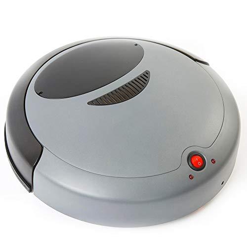 Exclusif robot aspirateur intelligent automatique, adapté à tous les types de sols et tapis, avec capteur anti-chute - aspiration pour le nettoyage des sols nettoyeur balai autonome.