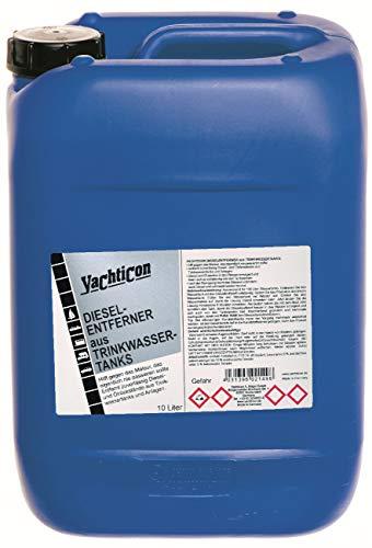 YACHTICON Dieselentferner aus Trinkwassertanks 10 Liter