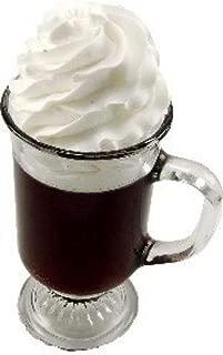 Irish Fake Coffee Glass Fake Drink